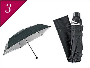 キャットリボン晴雨兼用折りたたみ傘をプレゼントいたします